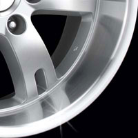Rim Machined
