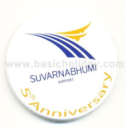 M 3296 ติดตู้เย็นปบบปั้มกลม - Suvannabhum
