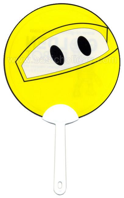 พัด พัดพลาสติก พัดพีพี ราคาถูก รับผลิต พัดพลาสติก พิมพ์ภาพ ของแจก ของที่ระลึก ของแถม สกรีนโลโก้