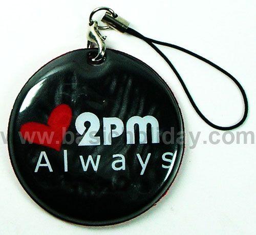 M 3169 ที่เช็ดหน้าโทรศัพท์ - Love 2 PM Always
