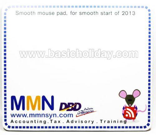 ผลิต แผ่นรองเมาส์ ที่รองเมาส์ พิมพ์ออฟเซ็ต Mouse Pad Premium แผ่นรองเม้าส์สั่งทำ แผ่นรองเมาส์โฟม