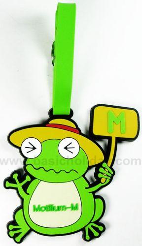 M 3155 ป้ายยางคล้องกระเป๋า- Motilium-M ป้ายยางคล้องกระเป๋า ป้ายคล้องกระเป๋า ป้ายยางห้อยกระเป๋า ป้ายแขวนกระเป๋า ยางหยอด