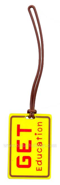 ป้ายคล้องกระเป๋ายาง ป้ายยาง ป้ายห้อยกระเป๋า ป้ายห้อยกระเป๋าเดินทาง  ของพรีเมี่ยม tag