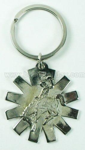 M 3089 พวงกุญแจโลหะฟันเฟือง-ม้า พวงกุญแจโลหะ ของพรีเมี่ยม พวงกุญแจ