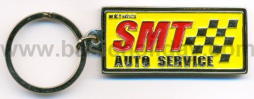 M 3133 พวงกุญแจโลหะ-SMT พวงกุญแจโลหะ ของพรีเมี่ยม พวงกุญแจ