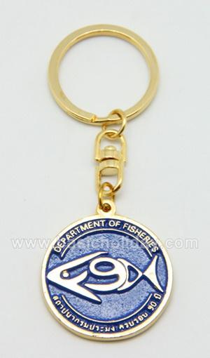 พวงกุญแจโลหะ สถาปนากรมประมง พวงกุญแจโลหะตุ๊กตาคู่ พวงกุญแจ พรีเมี่ยม พรีเมียม ของแถม ของที่ระลึก ของพรีเมี่ยม ของพรีเมียม ของชำร่วย ของขวัญ