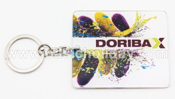 M 4315 พวงกุญแจอะครีลิค-DORIBA