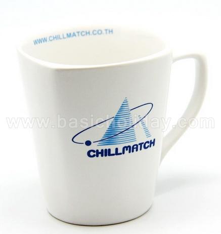 แก้วมัคเซรามิค-สกรีน 2 จุด-สโตนแวร์-Chillmatch แก้วน้ำ แก้วมัค แก้วสรีน แก้วน้ำใส แก้วทรงสั้น แก้วทรงสูง แก้วน้ำมีหูจับ แก้วกาแฟ สกรีน พรีเมี่ยม ของชำร่วย