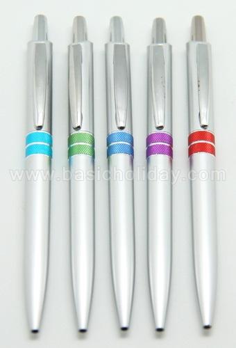 ปากกา สกรีนโลโก้ ปากกาพรีเมี่ยม ของพรีเมี่ยม ปากกาที่ระลึก ปากกาแจก ปากกาลูกลื่น ปากกาพลาสติก ปากกาสีเงิน