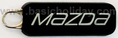 M 3181 หัวซิปยางหยอด - MAZDA