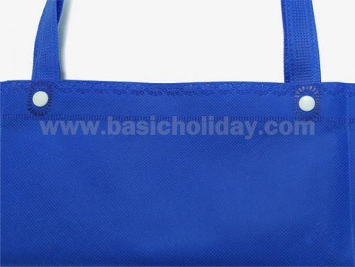 ถุงผ้าสปันบอนด์-ก้นกว้างพิเศษ-Box Bag
