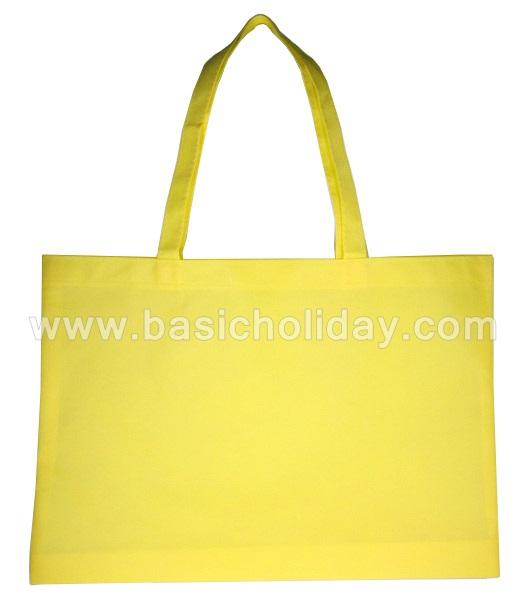ถุงผ้าสปันบอนด์ ราคาถูก กระเป๋าผ้า Spunbond Bag พร้อมสกรีนโลโก้ ถุงพรีเมี่ยม ถุงผ้าพิมพ์แบรนด์ ของที่ระลึก