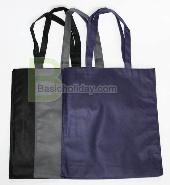 ถุงผ้าสปันบอนด์ กระเป๋าผ้าดิบ ถุงผ้าดิบ ของพรีเมี่ยม ของแจก ของแถม ถุงผ้าสกรีน