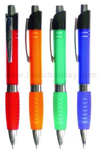 pen 413 ปากกาพลาสติก ปากกา ของพรีเมี่ยม สกรีนฟรี