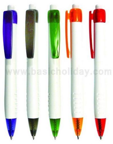 pen 419 ปากกาพลาสติก ปากกา ของพรีเมี่ยม สกรีนฟรี