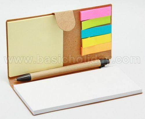 P 2098 สมุดโน้ต+ปากกา
