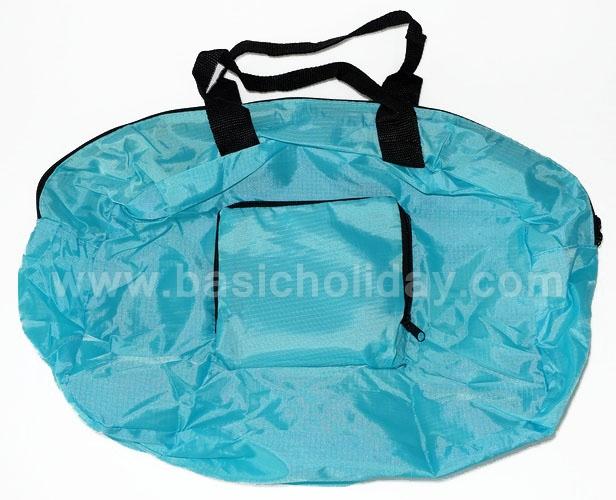 ถุงผ้าพับ กระเป๋าผ้าพับเก็บได้ สินค้าพรีเมียม ของพรีเมี่ยม ของที่ระลึก ของชำร่วย ของแจกลูกค้า สกรีนฟรี งานด่วน
