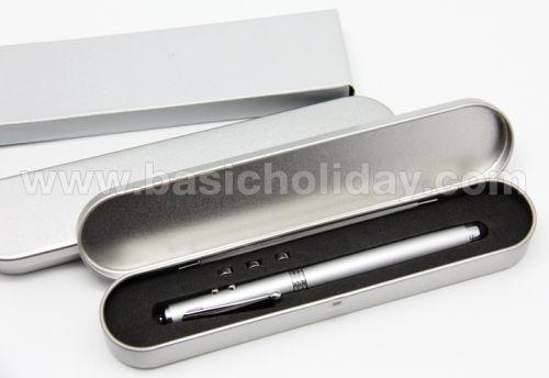 ปากกาเลเซอร์พร้อมกล่อง ของพรีเมี่ยม สินค้าพรีเมียม ของที่ระลึก ของชำร่วย ของแจก ของแถม สั่งทำ สั่งผลิต