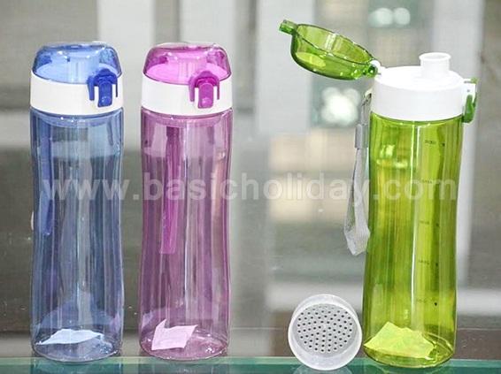 แก้วน้ำพลาสติก กระบอกน้ำพลาสติก ขวดน้ำ เหยือกน้ำ กระติกน้ำ แก้วน้ำ 2 ชั้น สินค้าพรีเมี่ยม