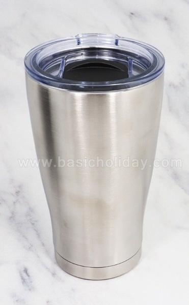 แก้วสแตนเลส กระบอกน้ำสแตนเลส พรีเมี่ยม