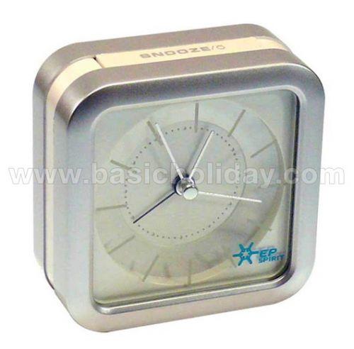 นาฬิกาปลุก ถ่าน 2 AA ของที่ระลึก สินค้าพรีเมี่ยม สั่งผลิต ของขวัญ premium ของชำร่วย สั่งทำ ของแจก พรีเมี่ยม