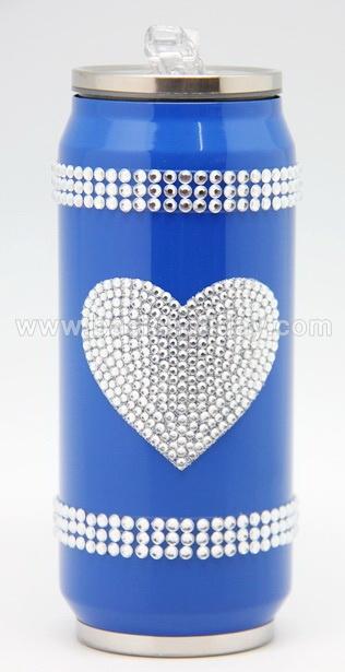 กระบอกน้ำพลาสติก กระติกน้ำสูญญากาศ กระติกน้ำ เก็บความร้อนกับความเย็น plastic mug แก้วน้ำพลาสติก ลายน่ารัก สกรีนโลโก้