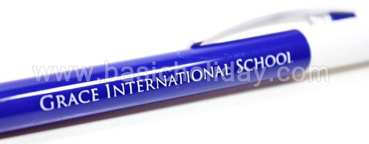 ปากกาสกรีนโลโก้ ปากกาที่ระลึก ปากกาของขวัญปีใหม่