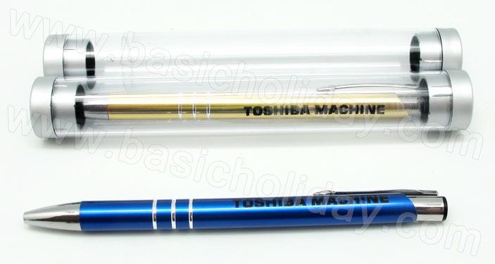 ปากกา TOSHIBA ปากกาที่ระลึก ของแจก ของขวัญปีใหม่ ปากกาลูกลื่น