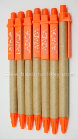 ปากกาพลาสติก ปากกาโลหะ ปากกานำเข้า ปากกาสกรีนชื่อบริษัท ปากกาสกรีนโลโก้ ปากกาพรีเมี่ยม ของขวัญ ปากกา ของแจก lazada งานเลี้ยงรุ่น ครบรอบบริษัท ของที่ระลึกงานประชุม