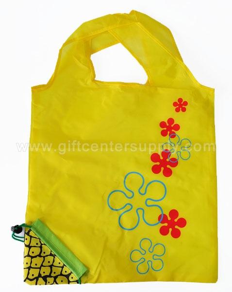 ถุงผ้า กระเป๋า กระเป๋าพับเก็บได้ ถุงช้อปปิ้งพับเก็บได้ ถุงผ้าพับได้ ถุงช้อปปิ้งพับเก็บได้ ของแจก งานด่วน มีสต๊อก