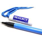 ตัวอย่างงานสกรีนปากกา