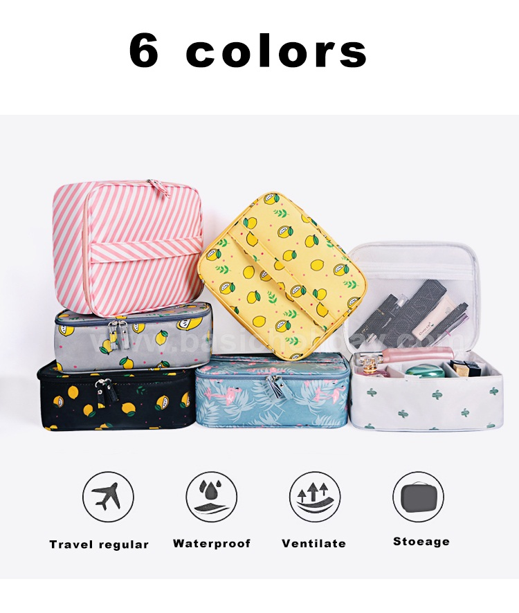 กระเป๋าเสริมเดินทางสไตล์เกาหลี คุณภาพระดับพรีเมียมพับเก็บได้ จัดระเบียบอเนกประสงค์ สินค้าแจก สินค้าพรีเมี่ยม ของขวัญ