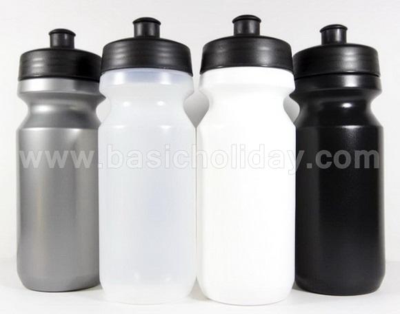 กระบอกน้ำ กระติกน้ำพลาสติก หลายสี สกรีนฟรี สกรีนโลโก้ ของแจก ของรางวัล ของที่ระลึก ขวดน้ำพลาสติก  กระติกน้ำ สินค้าพรีเมี่ยม giftshop