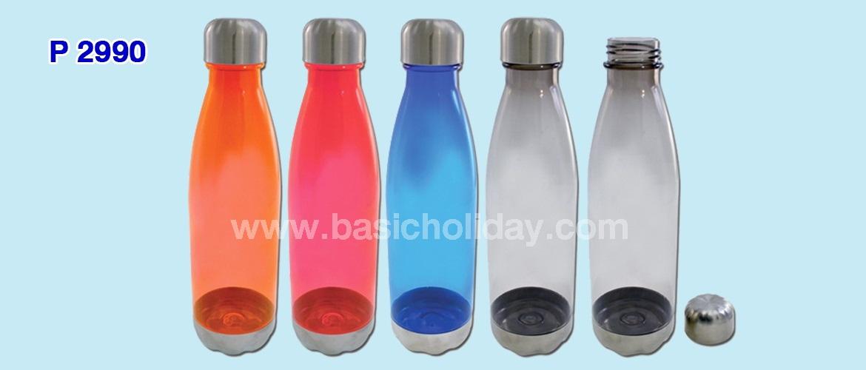 ขวดน้ำพลาสติก 600 ml.