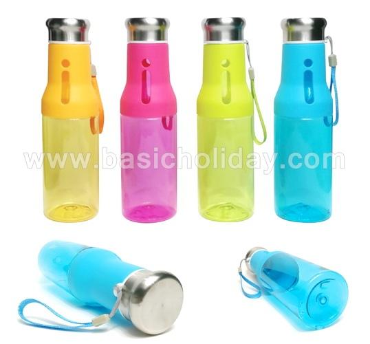 กระบอกน้ำพรีเมี่ยม กระบอกน้ำพลาสติก ของพรีเมี่ยม ขวดน้ำพลาสติก ของชำร่วย ของขวัญ ของแจก สกรีนฟรี