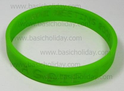 สายรัดข้อมือ wristband ริสต์แบนด์ ที่รัดข้อมือ ของ พรีเมี่ยม