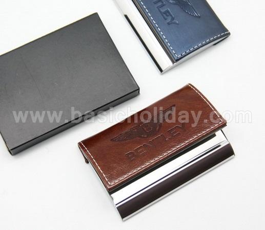 กล่องใส่นามบัตร ตลับใส่นามบัตร ใส่โลโก้ สกรีนโลโก้ ของพรีเมี่ยม ของชำร่วย พรีเมี่ยม ของขวัญ ของที่ระลึกงาน
