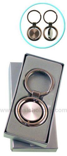 P 1850 พวงกุญแจทรงรีหมุนได้+กล่อง ของชำร่วย สินค้าที่ระลึก ของที่ระลึก ของขวัญ  ของแต่งงาน ของฝาก ของตกแต่งบ้าน ของแถม ของพรีเมี่ยม