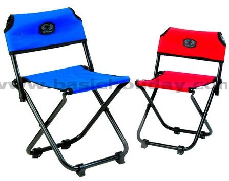 M 1395 เก้าอี้พับ-ใหญ่ กว้าง 12 สูง 21 สูงนั่งถึงพื้น 14 นิ้ว
