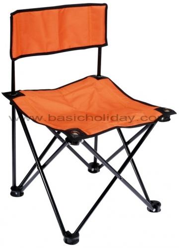 M 1401 เก้าอี้พับสนามมีพนักพิง