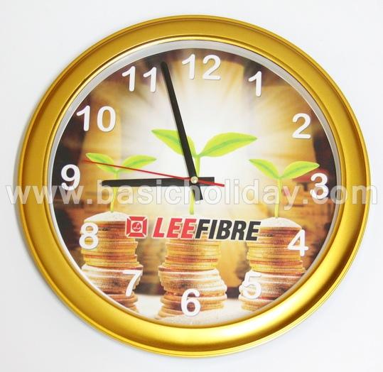 M 3835 นาฬิกาแขวนผนัง นาฬิกาพรีเมี่ยม นาฬิกาที่ระลึก นาฬิกาใส่โลโก้