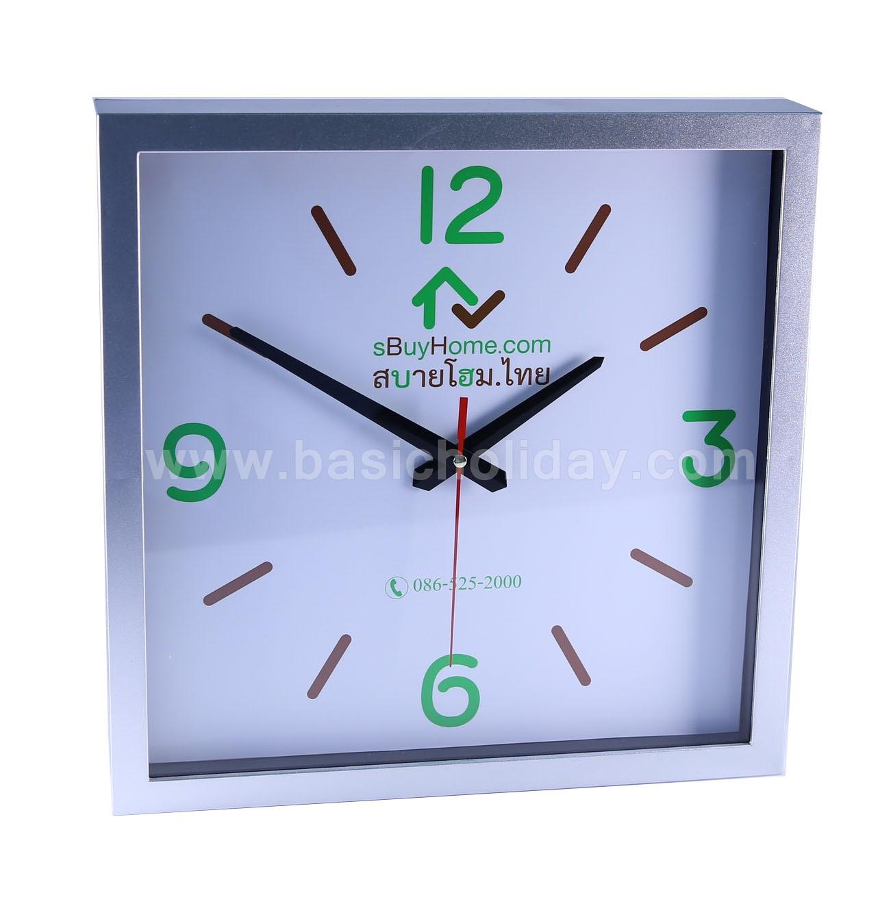 นาฬิกาติดผนัง นาฬิกาปลุก นาฬิกาพรีเมี่ยม นาฬิกาที่ระลึก นาฬิกาใส่โลโก้ ทำของแจก ของขวัญ ที่ระลึก