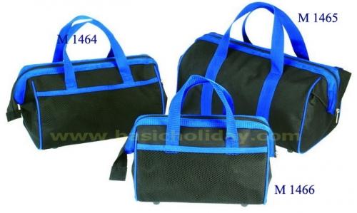 M 1466 กระเป๋าถือ ขนาดกว้าง 10 สูง 8 ข้าง 7 นิ้ว