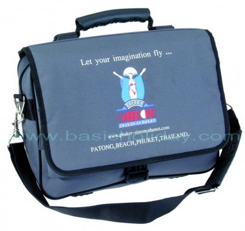 M 1578 กระเป๋าเอกสารพรีเมี่ยม ผ้า 600 D