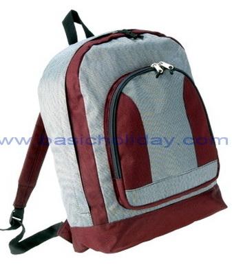 M 1608 กระเป๋าเป้นักเรียน ผ้า 1200 D