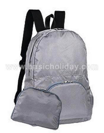 เป้สะพาย กระเป๋าเป้ เป้พับได้ กระเป๋าพับได้ ราคาโรงงาน ของพรีเมี่ยม ของชำร่วย รับผลิตกระเป๋า ของแจก