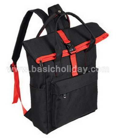 กระเป๋าเดินทาง กระเป๋าเป้ กระเป๋าเป้ปักโลโก้ สินค้าพรีเมี่ยม Premium ของแจก ของพรีเมี่ยม กระเป๋าเป้ติด Logo Backpack