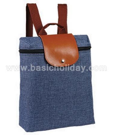 กระเป๋าเป้ กระเป๋าเป้ปักโลโก้ สินค้าพรีเมี่ยม Premium ของแจก ของพรีเมี่ยม กระเป๋าเป้ติด Logo Backpack