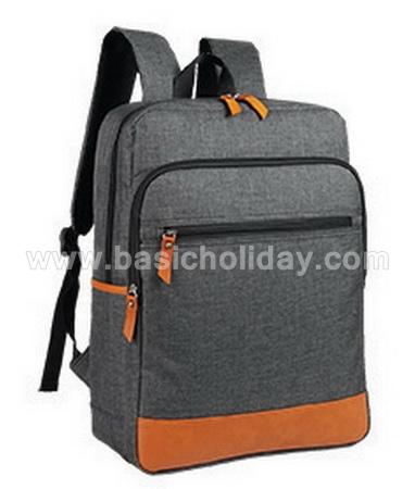 เป้นักเรียน กระเป๋าเดินทาง กระเป๋าเป้ กระเป๋าเป้ปักโลโก้ สินค้าพรีเมี่ยม Premium ของแจก ของพรีเมี่ยม กระเป๋าเป้ติด Logo Backpack
