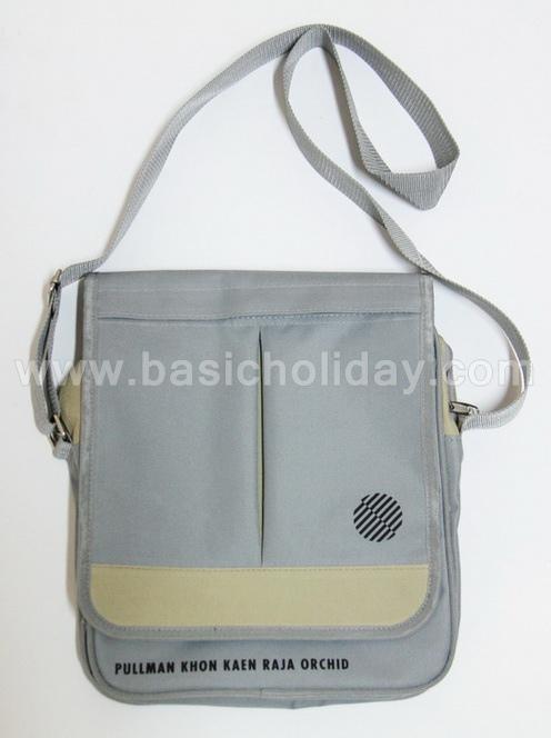 M 2450 กระเป๋าสะพาย ผ้า 600D